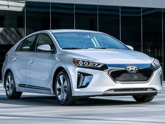 Most Popular Electric Cars of 2018 - 2018 Hyundai Ioniq Electric
