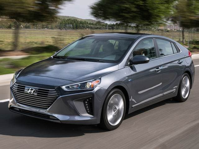 Most Fuel Efficient Hybrids Of 2018 Hyundai Ioniq Hybrid
