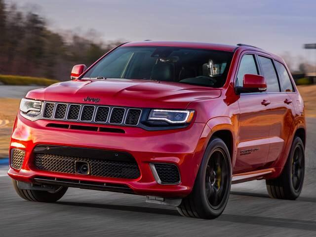Highest Horsepower SUVS of 2018   Kelley Blue Book