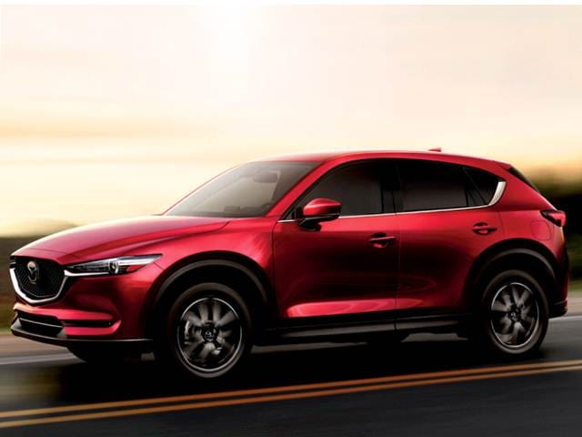 Best Safety Rated Crossovers of 2018 - 2018 MAZDA CX-5