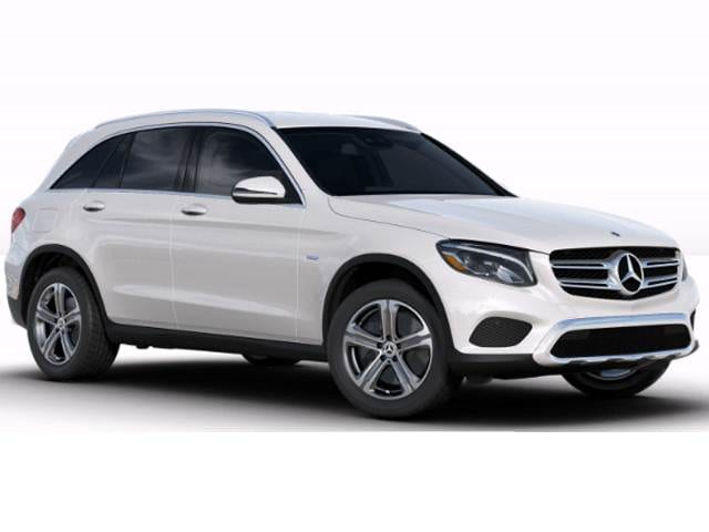 Best Safety Rated Electric Cars of 2018 - 2018 Mercedes-Benz GLC