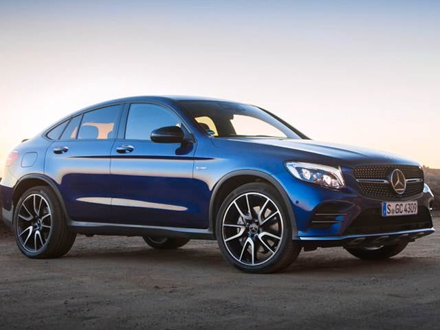 Top Expert Rated Luxury Vehicles of 2018 - 2018 Mercedes-Benz Mercedes-AMG GLC Coupe