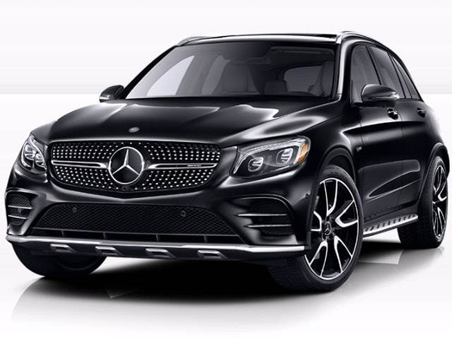 Best Safety Rated Crossovers of 2018 - 2018 Mercedes-Benz Mercedes-AMG GLC