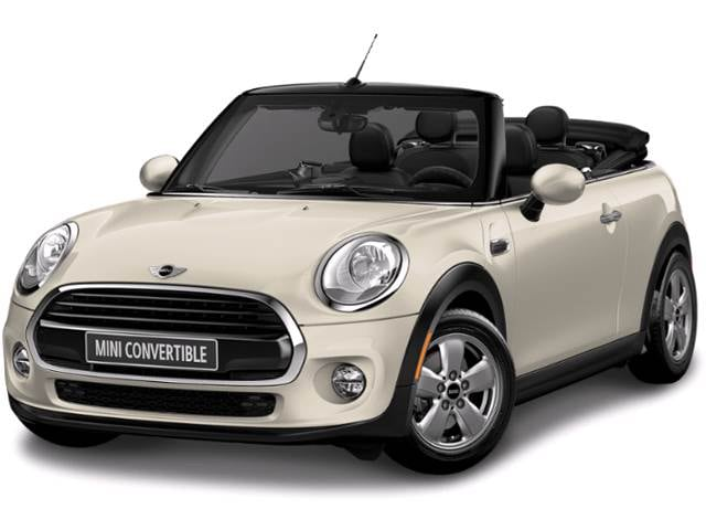 Most Fuel Efficient Convertibles of 2018 - 2018 MINI Convertible