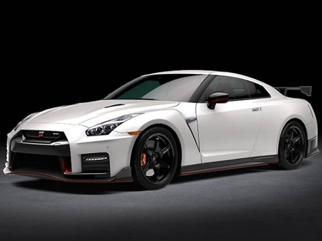 Highest Horsepower Coupes of 2018 - 2018 Nissan GT-R
