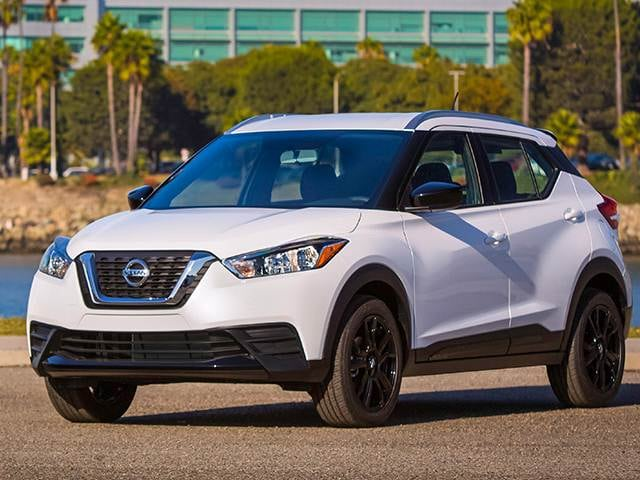 Top Consumer Rated Crossovers of 2018 - 2018 Nissan Kicks