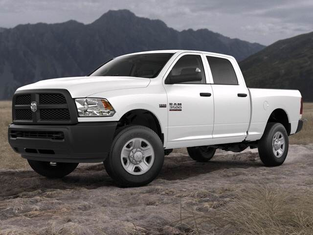Top Consumer Rated Trucks of 2018 - 2018 Ram 3500 Crew Cab