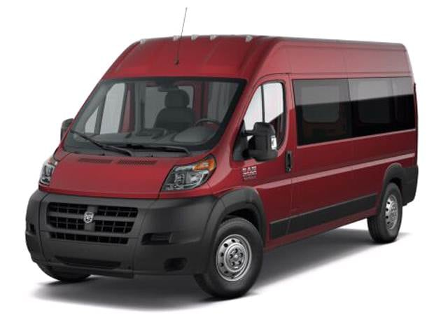 Top Consumer Rated Van/Minivans of 2018 - 2018 Ram ProMaster Window Van