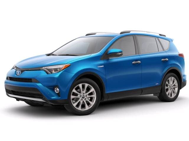 Most Fuel Efficient SUVS of 2018 - 2018 Toyota RAV4 Hybrid