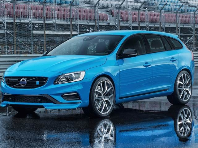 Highest Horsepower Wagons of 2018 - 2018 Volvo V60