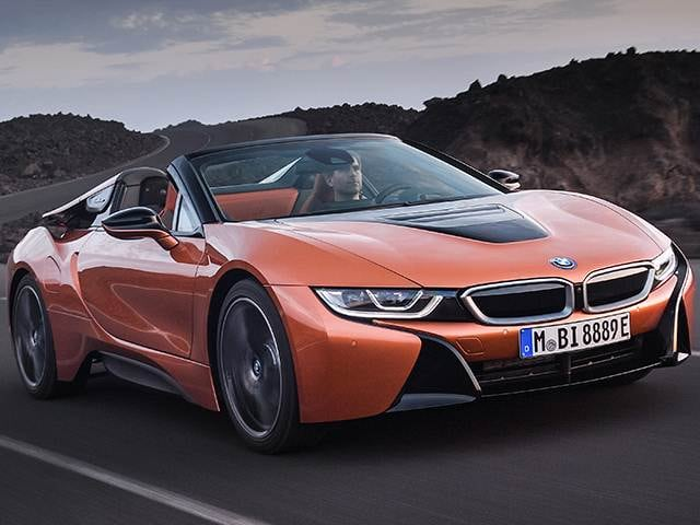 Highest Horsepower Luxury Vehicles of 2019 - 2019 BMW i8