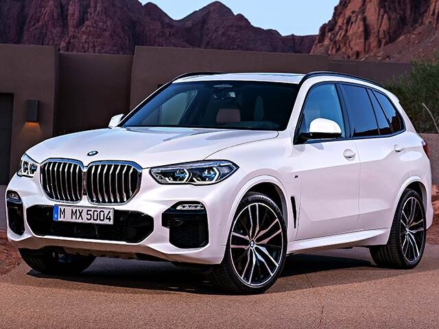 Highest Horsepower Luxury Vehicles of 2019 - 2019 BMW X5