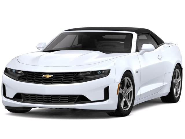 Most Popular Convertibles of 2019 - 2019 Chevrolet Camaro