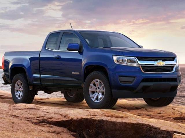 Best Mileage Trucks >> Most Fuel Efficient Trucks Of 2019 Kelley Blue Book