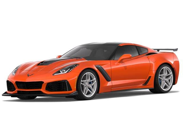 Top Consumer Rated Coupes of 2019 - 2019 Chevrolet Corvette