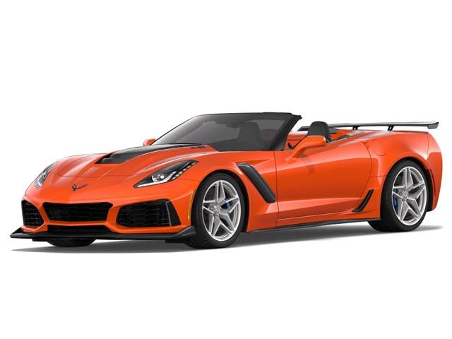 Most Popular Convertibles of 2019 - 2019 Chevrolet Corvette