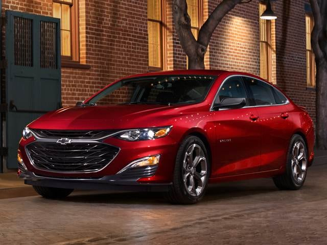Top Consumer Rated Hybrids of 2019 - 2019 Chevrolet Malibu