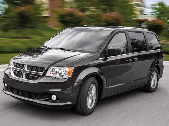 Best Safety Rated Van/Minivans of 2019 - 2019 Dodge Grand Caravan Passenger