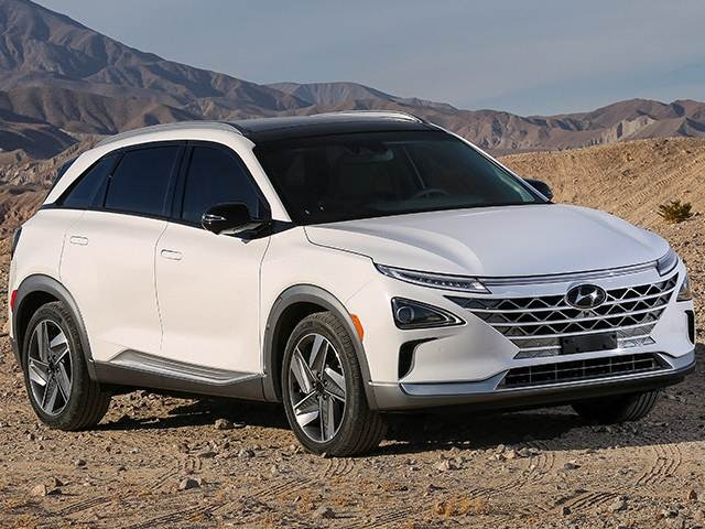 Most Fuel Efficient Suvs Of 2019 Hyundai Nexo