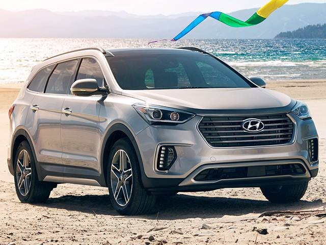 Top Consumer Rated Crossovers of 2019 - 2019 Hyundai Santa Fe XL