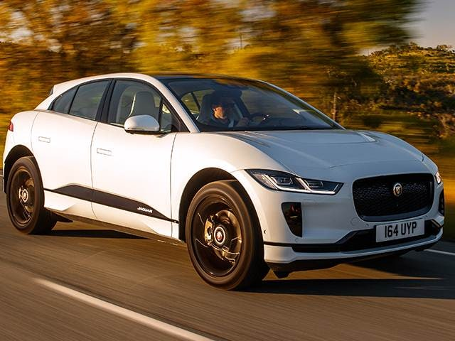 Highest Horsepower Luxury Vehicles of 2019 - 2019 Jaguar I-PACE