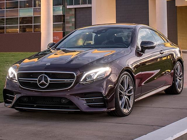 Top Expert Rated Luxury Vehicles of 2019 - 2019 Mercedes-Benz Mercedes-AMG E-Class