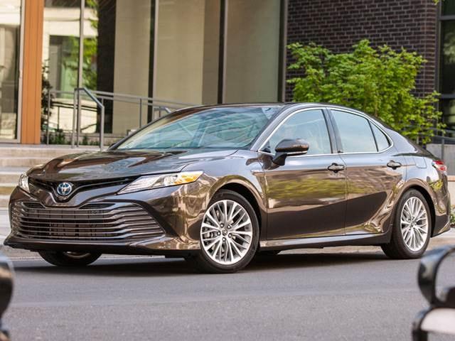 Most Fuel Efficient Sedans Of 2019