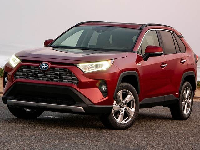 Most Fuel Efficient Suvs Of 2019 Toyota Rav4 Hybrid