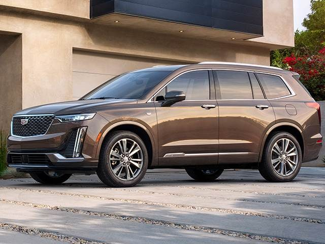 Highest Horsepower SUVS of 2020 - 2020 Cadillac XT6