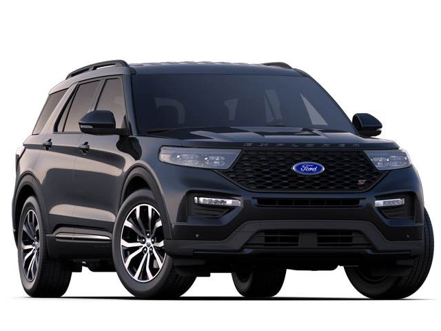 Highest Horsepower SUVS of 2020 - 2020 Ford Explorer