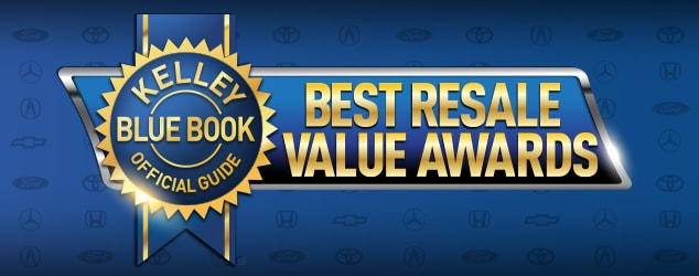 Best Resale Value Awards