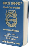 Kelley Blue Book Consumer Edition