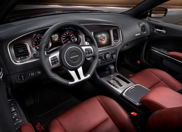 2014 Dodge Charger 100th Anniversary Edition Revealed Kelley Blue Book