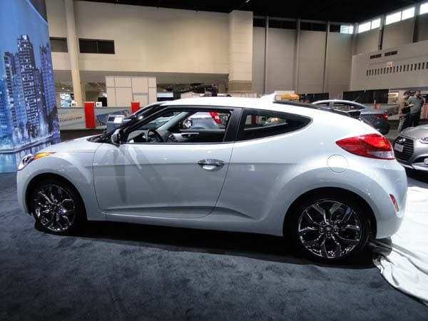 Introduced at last February at the Chicago Auto Show, the 2014 Hyundai ...