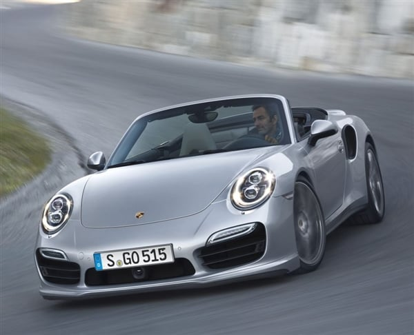 2014 Porsche 911 Turbo/Turbo S Cabriolets unveiled 16