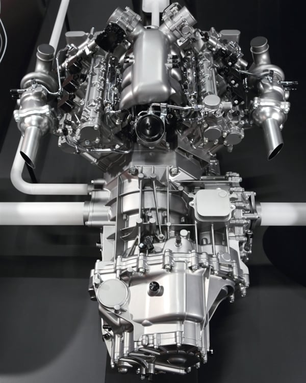 2015 Acura NSX powertrain revamps revealed - Kelley Blue Book