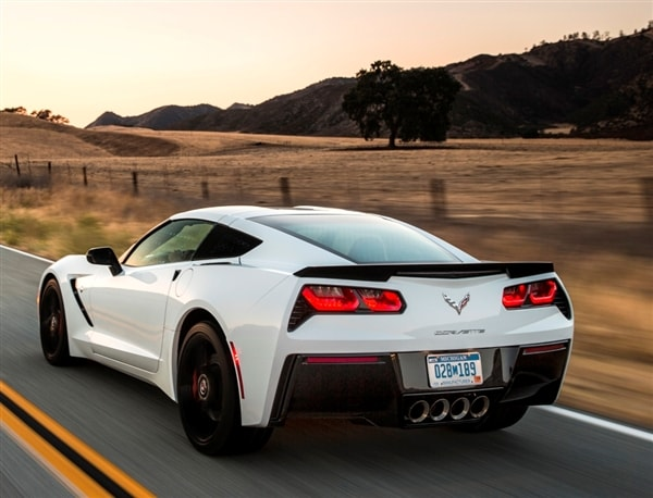 2015 Chevrolet Corvette Stingray to offer new 8-speed automatic 4