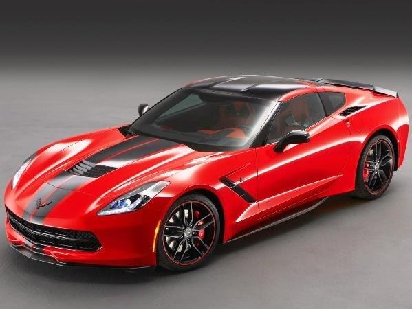 2015 corvette offers atlantic and pacific design packages - Corvette 2015 Stingray Blue
