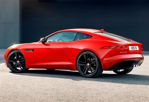 2015 Jaguar F Type Coupe Unveiled Kelley Blue Book