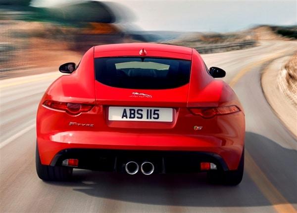 2015 Jaguar F-Type Coupe unveiled 33