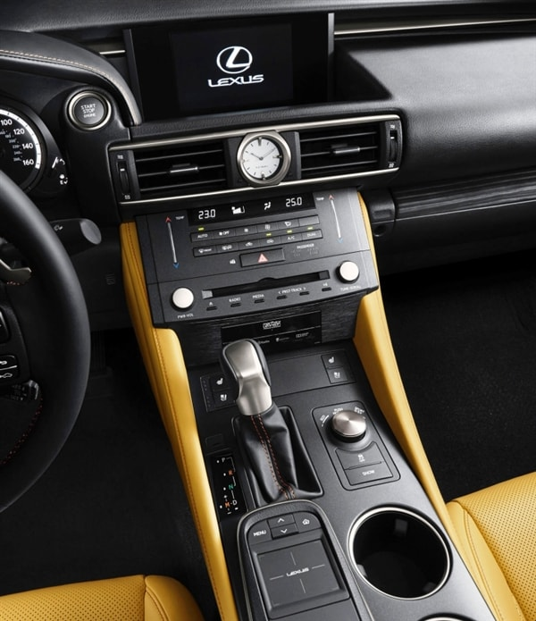 2015 Lexus RC Coupe Revealed In Tokyo