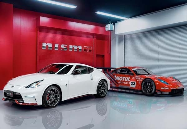 2015 Nissan 370Z Nismo adds attitude -- on sale here in July 4