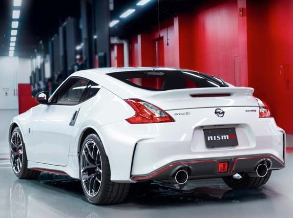 2015 Nissan 370Z Nismo adds attitude -- on sale here in July 2