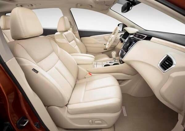 2015 Nissan Murano: Boldly Beautiful 23