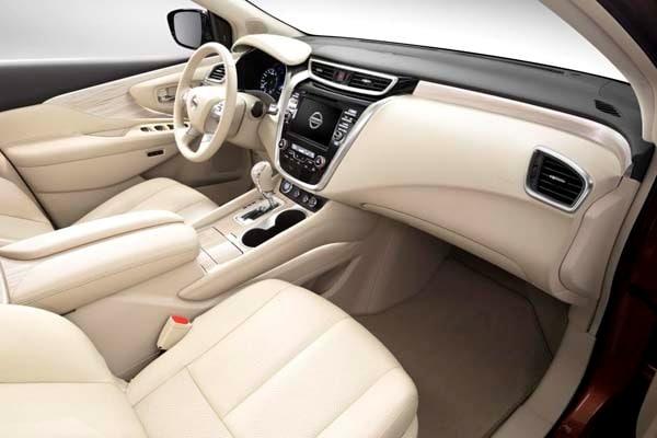 2015 Nissan Murano: Boldly Beautiful 22