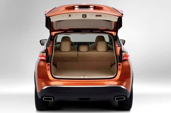 2015 Nissan Murano: Boldly Beautiful 19