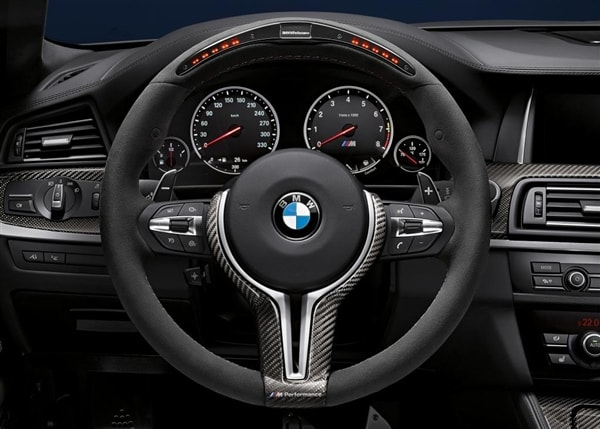 BMW M6 Gran Coupe >> BMW confirms new M5/M6 performance accessories coming to ...