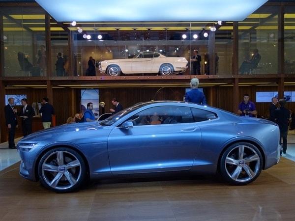 3. Volvo Concept Coupe