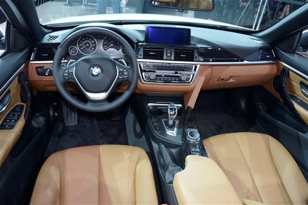 2014 BMW 4 Series Convertible unveiled and priced 26