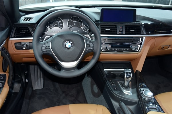2014 BMW 4 Series Convertible unveiled and priced 27